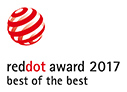 reddot award 2017 best of the best